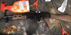 Wiener kassiert wegen Spielzeuggewehr im Auto Anzeige