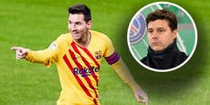 Noch ein Star! So will Pochettino Messi zu PSG lotsen