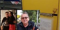 Wiener wurde Weihnachtspaket seiner 2 Enkerl gestohlen
