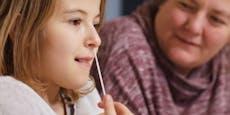 So funktioniert wöchentlicher Nasentest für Schüler