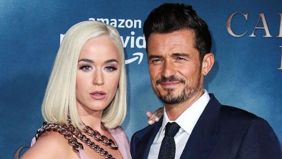 Die frisch gebackenen Eltern Katy Perry und Orlando Bloom wurden im vergangenen Jahr Opfer eines Stalkers.