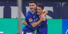4:0! Schalke feiert den ersten Sieg seit 30 Spielen
