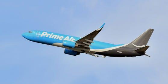Amazon hat 11 neue Flieger gekauft. Es sind die ersten in der Flotte in Eigenbesitz.