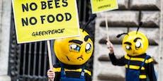 Eine Million Unterschriften für Bienenschutz