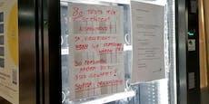 Keine PCR-Tests! Drei Stunden auf Nachfüllung gewartet