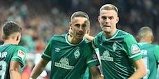 ÖFB-Legionär Friedl bringt Werder auf die Siegerstraße