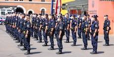 Fix – auch Polizisten brauchen künftig Corona-Impfung