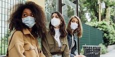 Zahlen steigen – Land führt Maskenpflicht im Freien ein