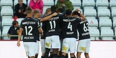 Herzogs Admira feiert 2:0-Heimsieg gegen Altach