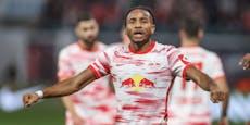 3:0 – Später Leipzig-Erfolg gegen den Vorletzten
