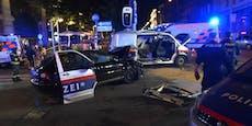 Schwerer Polizei-Crash in Wien – Beamte & Hund verletzt
