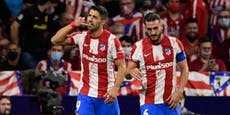 Darum feierte Suarez Tor gegen Barca mit Telefon-Jubel