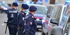 Brüder prügeln, drohen Polizisten mit Bomben-Anschlägen