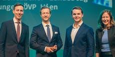 Marchetti gab Wiener JVP-Vorsitz an Zierfuß ab