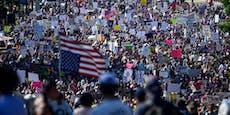 Zehntausende protestieren für Recht auf Abtreibung