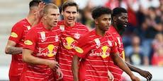 3:1! Salzburg knackt gegen LASK mehrere Liga-Rekorde