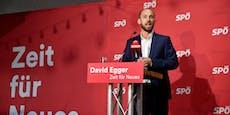 Salzburger SPÖ-Spitze trotz Impfung positiv getestet