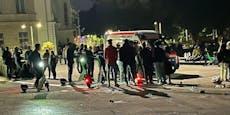 Prügel-Gang raubt mehrere Wiener am Karlsplatz aus