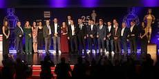 Salzburg räumt bei der Bruno-Gala groß ab