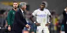 Ancelotti kritisiert Real-Stars, lobt aber Alaba