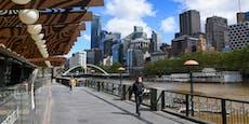 Trauriger Rekord – Melbourne sitzt 246 Tage im Lockdown