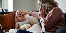 """Viele Kinder krank: """"Normale Infekte werden nachgeholt"""""""