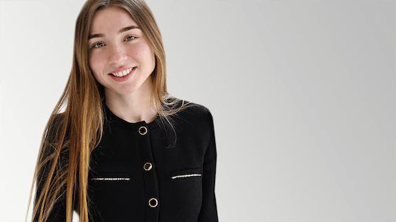 Mit dabei: die Quantcast-Manager Sara Sihelnik aus Belgien.