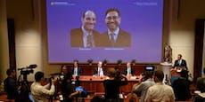 Medizin-Nobelpreis geht an zwei Molekularbiologen