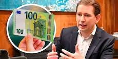 Nur 100 Euro – so erklärt Kurz den Klimabonus für Wien