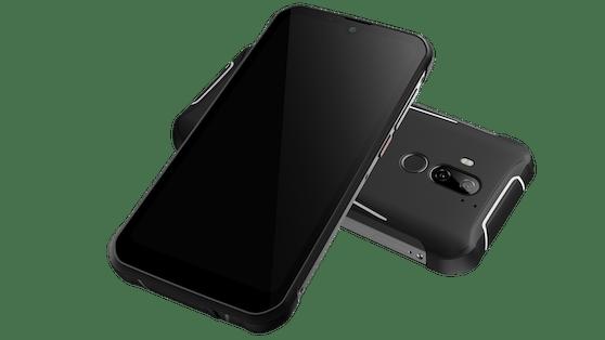 Große Cashback-Aktion im Oktober: Gigaset GX290 plus Outdoor Smartphone