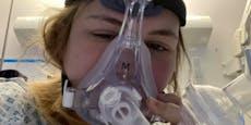 23-Jährige bringt im Corona-Koma gesundes Baby zur Welt