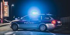 Teenie-Duo beschädigte Dienstauto während Einsatzes