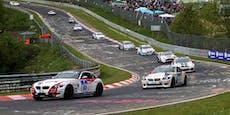 Massen-Unfall auf Nürburgring endet für Fahrer tödlich