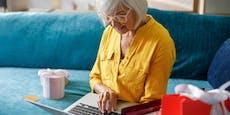 Studie zeigt, warum Senioren im Internet surfen sollten