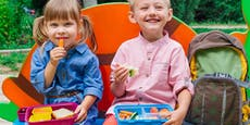 Kinder, die DAS essen, sind psychisch gesünder