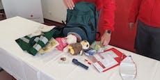 Krisenintervention – mehr Einsätze für das Rote Kreuz