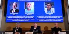 Physik-Nobelpreis geht an drei Klimaforscher