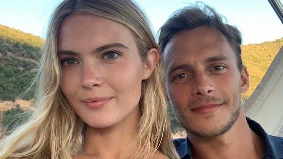 Gabriella Taffin de Givenchy undUgo De Mallmann haben im kleinen Kreis auf Capri geheiratet.