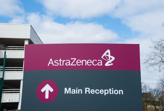 Der Pharmakonzern AstraZeneca kann mit einem Antikörper-Mix einen neuen Durchbruch verzeichnen.