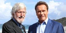 Schwarzenegger geht im Kino auf Tauchstation