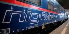 Diese Neuerung im ÖBB-Nightjet kommt ab Dezember