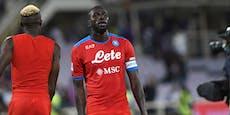 Rassismus-Attacke auf Napoli-Star Koulibaly