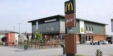 Corona-Infizierter besuchte McDonald's in Leibnitz
