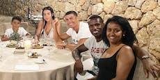 Enge Freundin (34) tot, so trauert Superstar Ronaldo