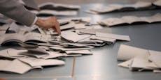 Ergebnisse geschätzt – Skandal um deutsche Wahlen