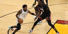 NBA-Superstar verweigert Impfung, darf nicht spielen