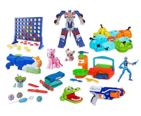 Im Rahmen des Hasbro Spielzeug Recycling Programms können ab sofort alle kaputten Spielzeuge und Spiele des Herstellers, die nicht batteriebetrieben sind, auch in Österreich und der Schweiz zur Wiederverwertung zurückgegeben werden.
