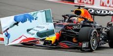 Red Bull ändert Farben vor Formel-1-Rennen in Türkei
