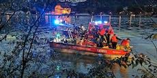 Handbremse vergessen, Auto rollte in Donau