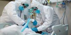 Alarm in OÖ! 49 neue Covid-Spitalspatienten an einem Tag